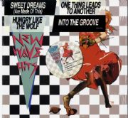 "INTO THE GROOVE - NEW WAVE HITS 12"" VINYL"